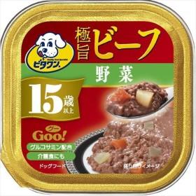 ビタワングー 極旨ビーフ野菜15歳以上 90g 日本ペットフード(LP) ドッグフード フード 犬用 犬