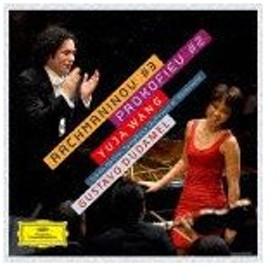 ラフマニノフ:ピアノ協奏曲第3番/プロコフィエフ:ピアノ協奏曲第2番/ワン(ユジャ)[SHM-CD]【返品種別A】