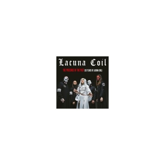 lacuna coil ラクーナコイル presence of the past 輸入盤 cd 通販