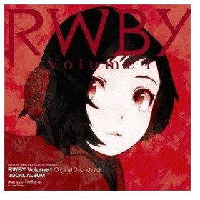 【送料無料選択可】アニメサントラ/RWBY Volume 1 Original Soundtrack