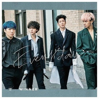 【送料無料選択可】WINNER/EVERYD4Y -KR EDITION- [CD+DVD]