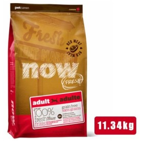 (送料無料)グローバルペット ナウフレッシュ_DOG)レッドミートアダルト 11.34kg (20300138)●