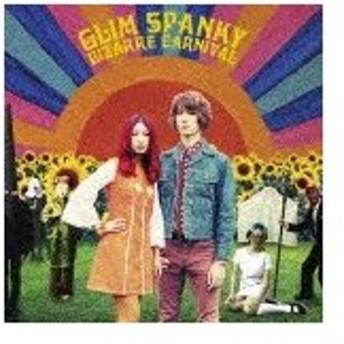 BIZARRE CARNIVAL/GLIM SPANKY[CD]通常盤【返品種別A】