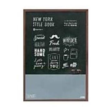 チョークとペンのイラスト素材集 ニューヨークスタイルブック / ingectar-e  〔本〕