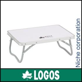 キャッシュレスポイント還元 ロゴス テーブル ROSY 膳テーブル 3040 アウトドア 折りたたみ 机 キャンプ