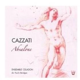 Cazzati , Maurizio (1616-1678) / カンタータとソナタ集 ビュンドゲン(C-T&指揮)、アンサンブル・セラドン 輸入盤