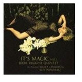 エディ・ヒギンズ&スコット・ハミルトン&ケン・ペプロフスキー(p/ts/ts、cl) / イッツ・マジック vol.1 [CD]