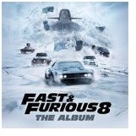 FAST & FURIOUS 8:THE ALBUM【輸入盤】▼/VARIOUS ARTISTS[CD]【返品種別A】