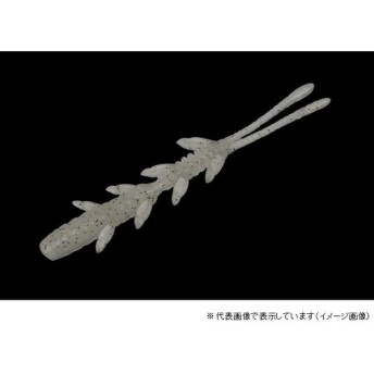 ジャッカル シザーコーム 3.8インチ 霞シラウオ