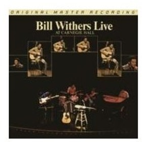 Bill Withers ビルウィザース / Live At Carnegie Hall (高音質盤 / 2枚組 / 180グラム重量盤レコード / Mobile Fidelity)  〔LP〕