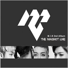 M.I.B/2nd アルバム: マジノ・ライン [輸入盤]