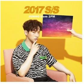 【送料無料選択可】JUNHO (From 2PM)/2017 S/S [初回限定盤 B]