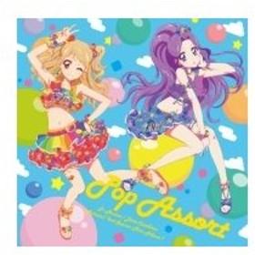 STAR☆ANIS / TVアニメ / データカードダス『アイカツ!』2ndシーズン 挿入歌ミニアルバム1 POP ASSORT 国内盤 〔CD〕