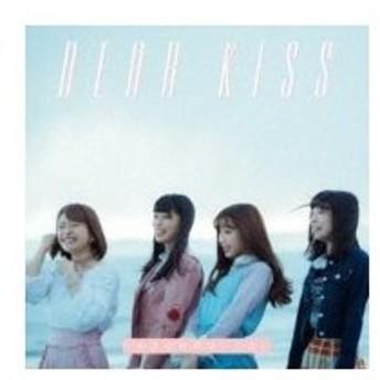 DEAR KISS / ため息の世界はいらない 【Type A】 〔CD Maxi〕
