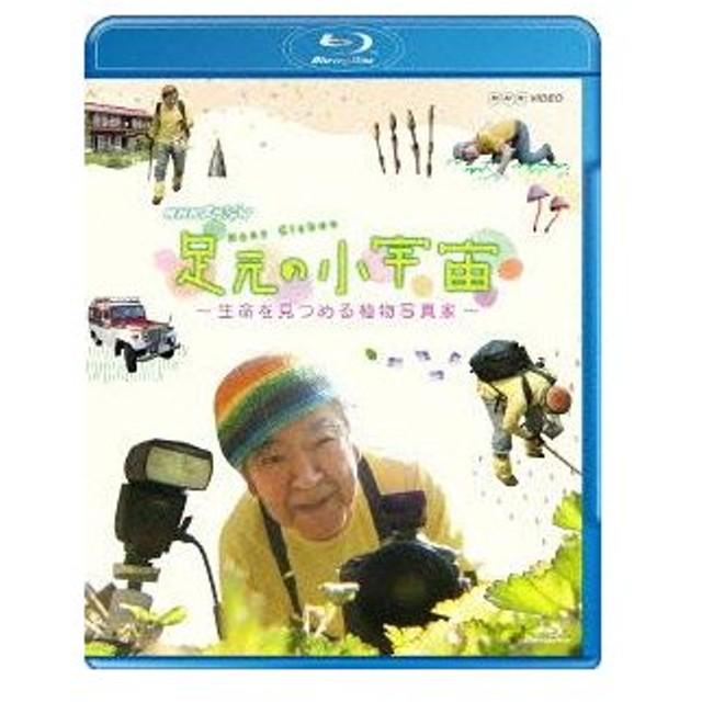 【送料無料選択可】ドキュメンタリー/NHKスペシャル 足元の小宇宙 〜生命を見つめる植物写真家〜[Blu-ray]