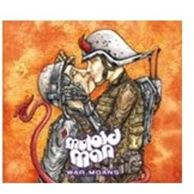 WAR MOANS/ミュートイド・マン[CD]【返品種別A】