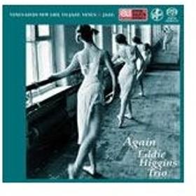 アゲイン(SACD)/エディ・ヒギンズ・トリオ[SACD]【返品種別A】