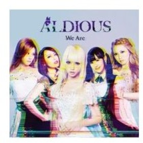 Aldious アルディアス / We Are  〔CD〕
