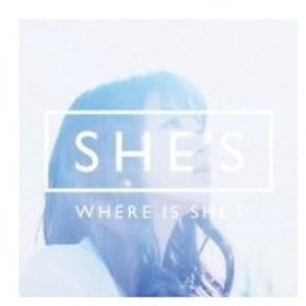 SHE'S / WHERE IS SHE  〔CD〕