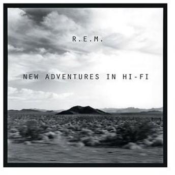 輸入盤 R.E.M. / NEW ADVENTURES IN HI-FI [CD]