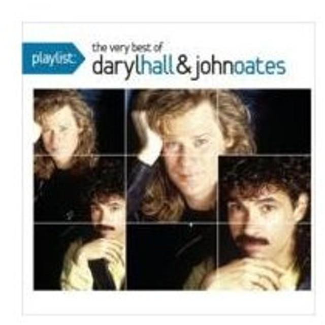 Hall&Oates (Daryl Hall&John Oates) ホール&オーツ / Playlist:  The Very Best Of 輸入盤 〔CD〕