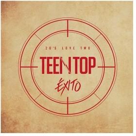 【ゆうメール利用不可】TEENTOP/5集ミニ・リパッケージアルバム: TEENTOP 20'S ラヴ・トゥー・エクシト [輸入盤]