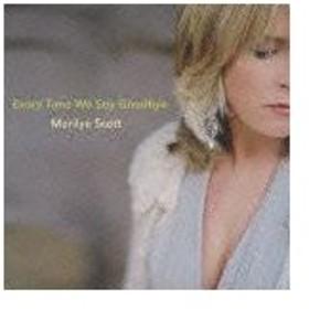 いつもさよならを/マリリン・スコット[CD][紙ジャケット]【返品種別A】