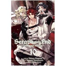 【新品】【予約】終わりのセラフ 英語版 (1-17巻) [Seraph of the End: Vampire Reign Volume 1-17]