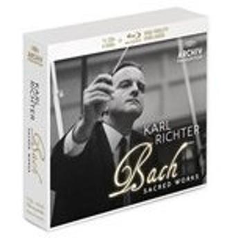 SACRED WORKS DELUXE【輸入盤】▼/KARL RICHTER[CD+DVD]【返品種別A】