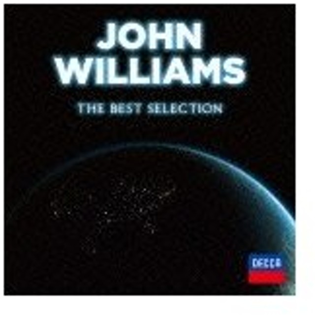 ジョン・ウィリアムズ/ベスト・セレクション/ボストン・ポップス・オーケストラ[CD]【返品種別A】