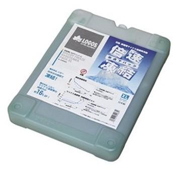 倍速凍結・氷点下パック XL LOGOS ロゴス クーラーボックス 保冷剤