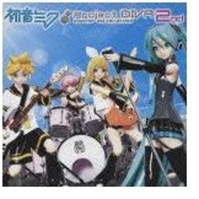 初音ミク -Project DIVA- 2nd NONSTOP MIX COLLECTION/ゲーム・ミュージック[CD+DVD]【返品種別A】