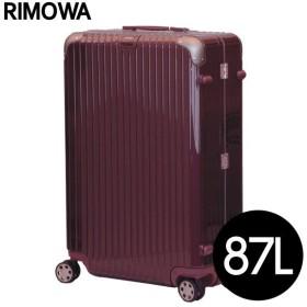 並行輸入品 RIMOWA LIMBO スーツケース 87L マルチホイール 881.73