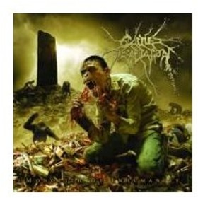 Cattle Decapitation / Monolith Of Inhumanity 国内盤 〔CD〕