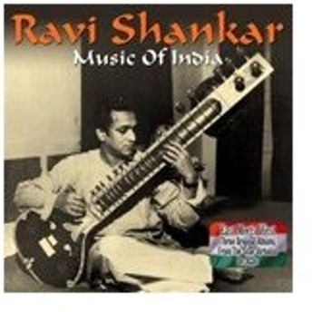 MUSIC OF INDIA[輸入盤]/RAVI SHANKAR[CD]【返品種別A】