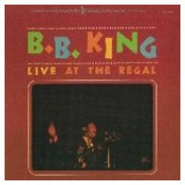 B.B. King ビービーキング / Live At The Regal  国内盤 〔CD〕