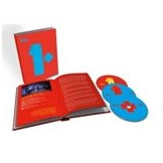 [枚数限定][限定盤]1+(デラックス・エディション)(CD+2DVD)【輸入盤】▼/THE BEATLES[CD+DVD]【返品種別A】