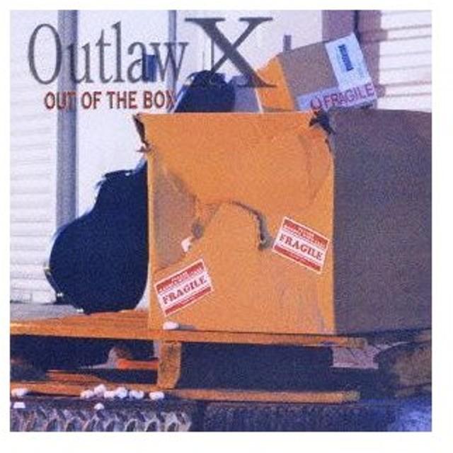 【送料無料選択可】Outlaw X/OUT OF THE BOX