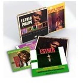 5CD ORIGINAL ALBUM SERIES BOX SET【輸入盤】▼/ESTHER PHILLIPS[CD]【返品種別A】