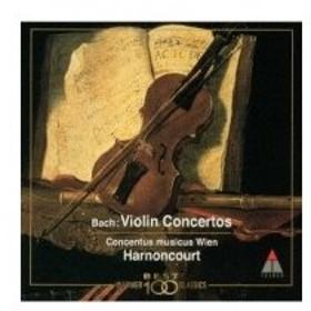 Bach, Johann Sebastian バッハ / Violin Concertos:  Harnoncourt  /  Cmw 国内盤 〔CD〕