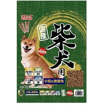 スマック 柴犬用 7kg (ドライフード/成犬用(アダルト)/高齢犬用(シニア)/ペットフード/ドックフード/bulk)