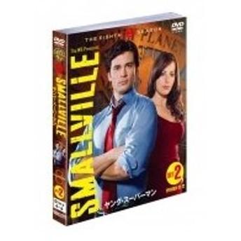SMALLVILLE / ヤング・スーパーマン <エイト・シーズン> セット2 〔DVD〕