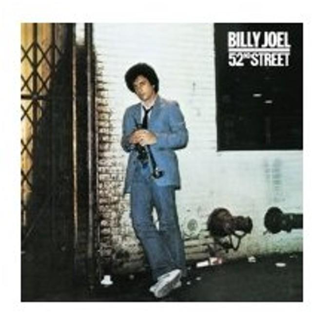 Billy Joel ビリージョエル / 52nd Street:  ニューヨーク52番街 (アナログレコード / ソニー自社一貫生産 / 6thアルバ