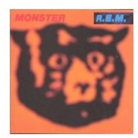 R.E.M. アールイーエム / Monster 輸入盤 〔CD〕