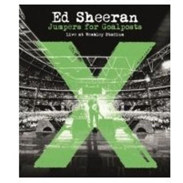 Ed Sheeran エドシーラン / Jumpers For Goalposts Live At Wembley Stadium  〔BLU-RAY DISC〕