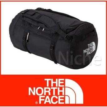ノースフェイス バッグ ナイロンダッフル50(キッズ)ブラック ボストンバッグ 子ども用