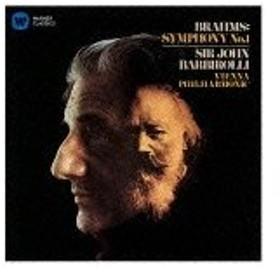ブラームス:交響曲第1番/バルビローリ(ジョン)[CD]【返品種別A】