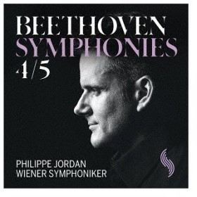 【送料無料選択可】フィリップ・ジョルダン (指揮)/ウィーン交響楽団/ベートーヴェン: 交響曲 第4番/第5番