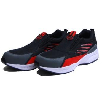 【安全・作業靴】丸五 マンダムセーフティー#775 ブラック(黒) 【420】