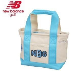 ニューバランスゴルフ ミニトートバッグ 012-8181500 NJMG8SB7